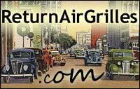 return air grilles